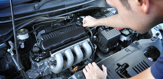 Regular Car Engine Check-up