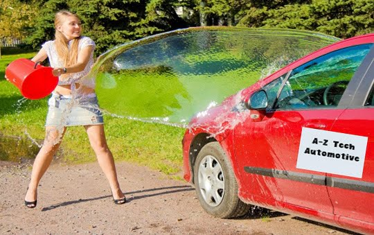 Car Washing Tips