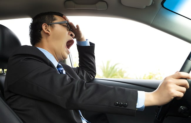 Drunk vs. Drowsy Driving