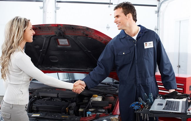 Auto Repair Facility: Choosing an Honest One