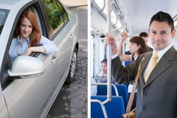 Cars vs Public Transportation: Weighing Your Options