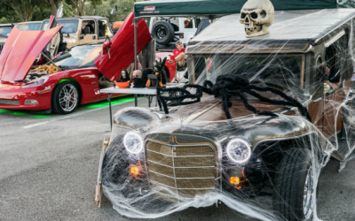 How to Give a Spooky Look to Your Car This Halloween