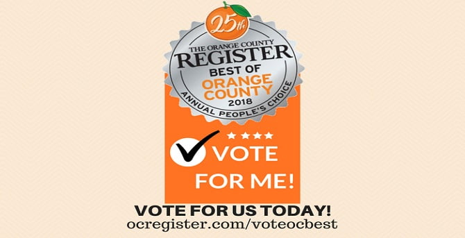 The OC Register's Best of Orange County 2018: Vote for Us to be OC's Best