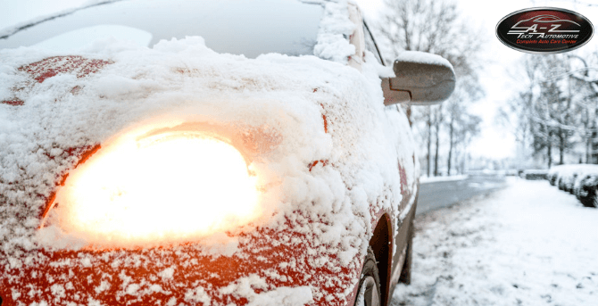 How to Protect Your Car from Winter Damage and Rust