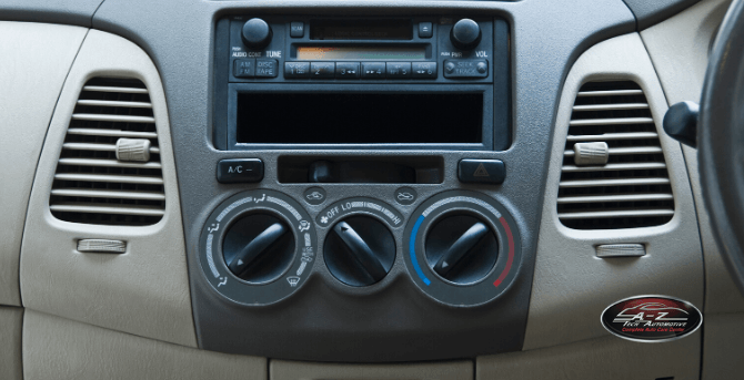 Setting the Right AC Pressure in Your Car
